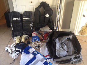 Complete Goaly Hockey Equipment