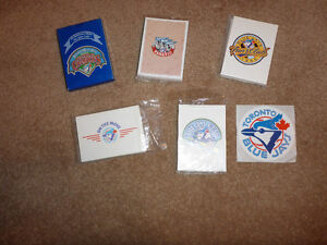 Blue Jay books and card sets from the 1990's. Cambridge Kitchener Area image 2