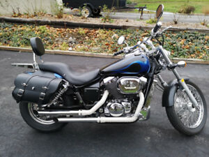 2001 Honda VT750DCA (750) Shadow Spirit