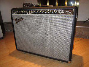 Fender Twin Reverb RI 1965 Made in USA (Échange Possible)