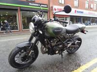 2018 KAWASAKI Z900RS RETRO STYLE WITH ALL THE MODERN TECHNOLOGY