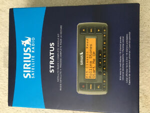 Sirius radio complete car kit