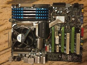 Motherboard, Ram, CPU and Video Card