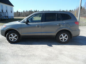 "REDUCED!!! 2009 Hyundai Santa Fe 3.3 V6    ""ALL WHEEL DRIVE"""