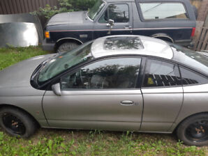 1999 Saturn SC coupe