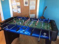 Champion League brand football table