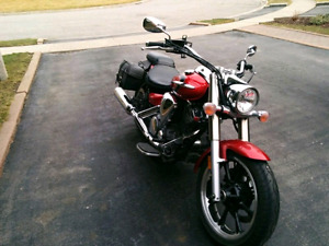 Example of awesomeness 2012 Yamaha V-Star 950