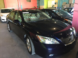 2008 Lexus ES 350, Heat/Cole/ memory seats, Sunroof,...