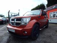 2009 Dodge Nitro 2.8 CRD SXT 5dr Auto 2 keys,low mileage,12 months mot,Warran...