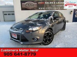 2013 Ford Focus SE  ALLOYS, HEATED SEATS, BLUETOOTH, POWER GROUP