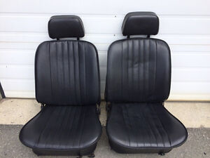 Karmann Ghia Seats