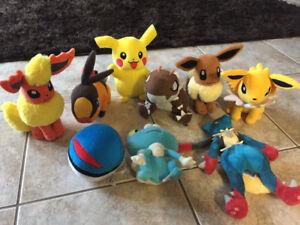 Pokémon Stuffies