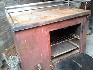 Powered Diesel Stove Oven / 150 / offers
