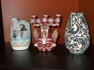 South West Native Pottery Collection