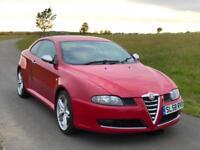ALFA ROMEO GT 1.9JTDM CLOVERLEAF - 9 SERVICES - STUNNING!
