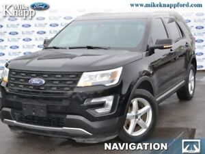 2016 Ford Explorer XLT  - Bluetooth -  SYNC