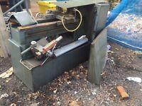 Metal lathe - lathe - metal works