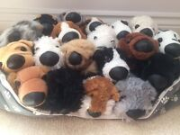 the Dog Collection plush toys Collectable set
