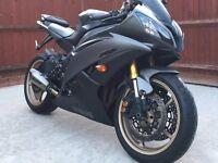 Yamaha R6 2012 7,100miles