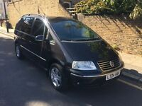 Volkswagen Sharan 2004 1.9 tdi Automatic **FULL LEATHER INTERIOR** **DVD PLAYER** **HEATED SEATS**