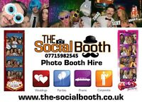 Photo Booth Hire from £250 3 hours