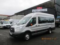 FORD TRANSIT 460 TREND ECONETI 17 SEATER MINIBUS £15995+VAT