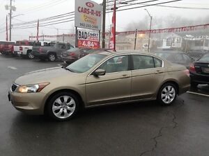 2008 Honda Accord EX-L- 2 year Unlimited km warranty included!