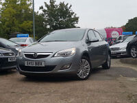 2011 Vauxhall/Opel Astra 1.4i 16v VVT Excite 2 KEEPERS, F.S.H, CRUISE CONTROL
