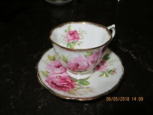 Get ready for the next Royal Wedding - bone china tea cups