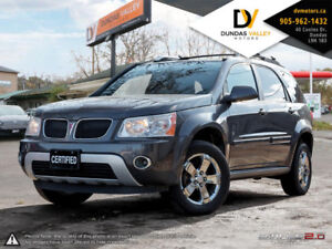 2008 PONTIAC TORRENT PODIUM EDITION | CERTIFIED | WARRANTY|