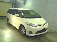 2009 Toyota previa Estima Aeras G Edition 8 seater Both Electric Doors