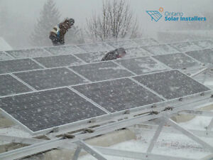 Looking for a solar panels quote? London Ontario image 1
