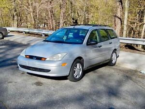 Ford Focus wagon 59. Kms only