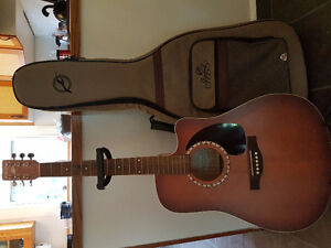 Art & Luthrie acoustic guitar