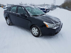 2011 Ford Focus, 4 dr, auto, ONLY 95,000 km, IMMACULATE