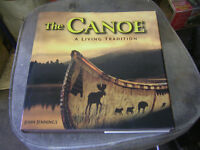 2002 COFFEE TABLE BOOK THE CANADIAN CANOE MUSEUM PETERBOROUGH