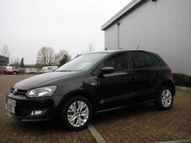 Volkswagen Polo 1.6TDI 5Dr Left Hand Drive(LHD)