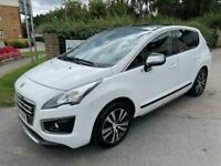 2014 Peugeot 3008 2.0 h e-HDi Allure EGC 4WD (s/s) 5dr SUV Diesel Hybrid Automat