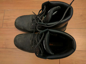 Timberland Men's steel toe boots - 100$ (firm)