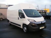 Citroen Relay 35 L3H3 HDI (white) 2014