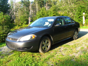 2010 Chevy Impala Low Mileage