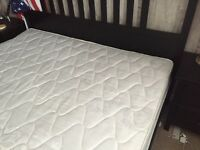 Silent night super king mattress