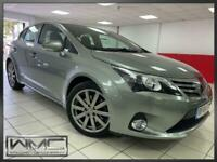 2014 Toyota Avensis 2.2 D-CAT Excel 4dr Saloon Diesel Automatic