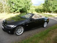 BMW 3 SERIES 320d M SPORT HIGHLINE (black) 2009