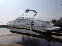 Mariah sc23 sports cuddy boat 2007 182 hrs from new