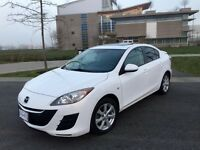 2010 Mazda 3 GS LOADED! $9199 SUNROOF, BLUETOOTH