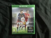 FIFA 16 Xbox one sealed in wrapper