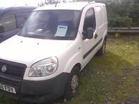 58 Fiat Doblo Van ** SALE **