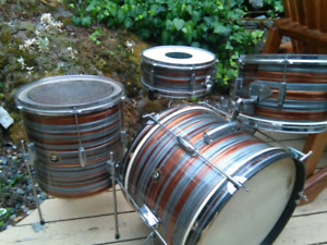Vintage Toledo Drums(Trade for pro audio , amp, midi controller)