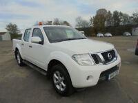 2013 Nissan Navara 2.5dCi ( EU V ) Acenta